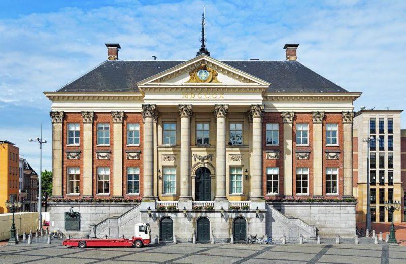 McMain bij Provincie Groningen